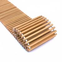 Решетка TECHNO РРД 150-800 деревянная