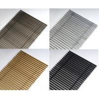 Решетка TECHNO РРА 350-1400 (золото-бронза)