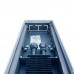 Внутрипольный конвектор Techno Usual KVZ 250-140-1600 с естественной конвекцией